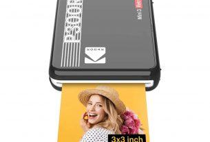 Geek Daily Deals 210406 kodak photo printer
