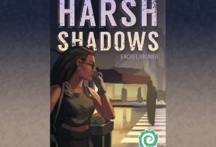 Harsh Shadows cover