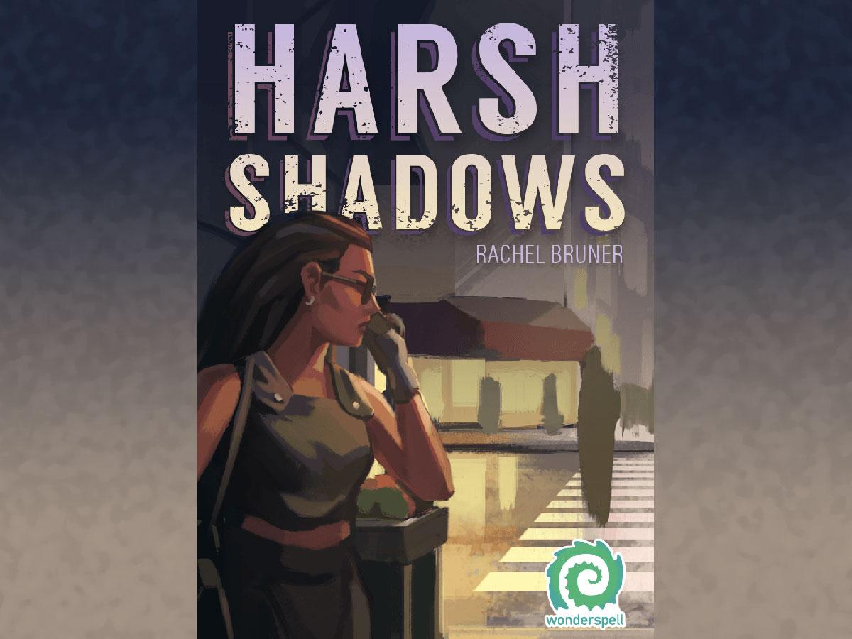 Harsh Shadows cover