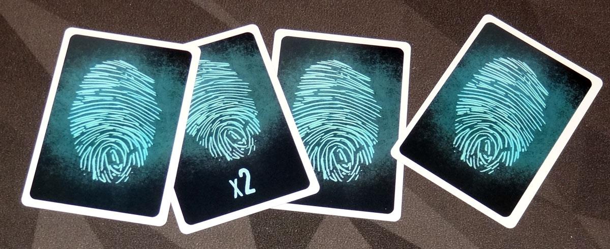 Harsh Shadows clue cards