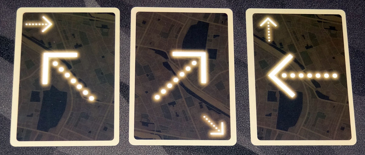 Harsh Shadows spy movement cards