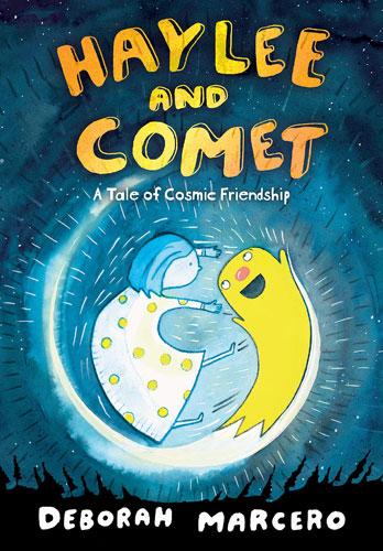 Haylee and Comet