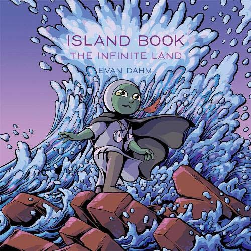 Island Book: The Infinite Land