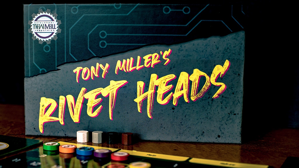 Rivet Heads cover