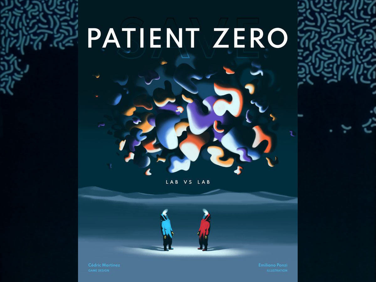 Save Patient Zero cover