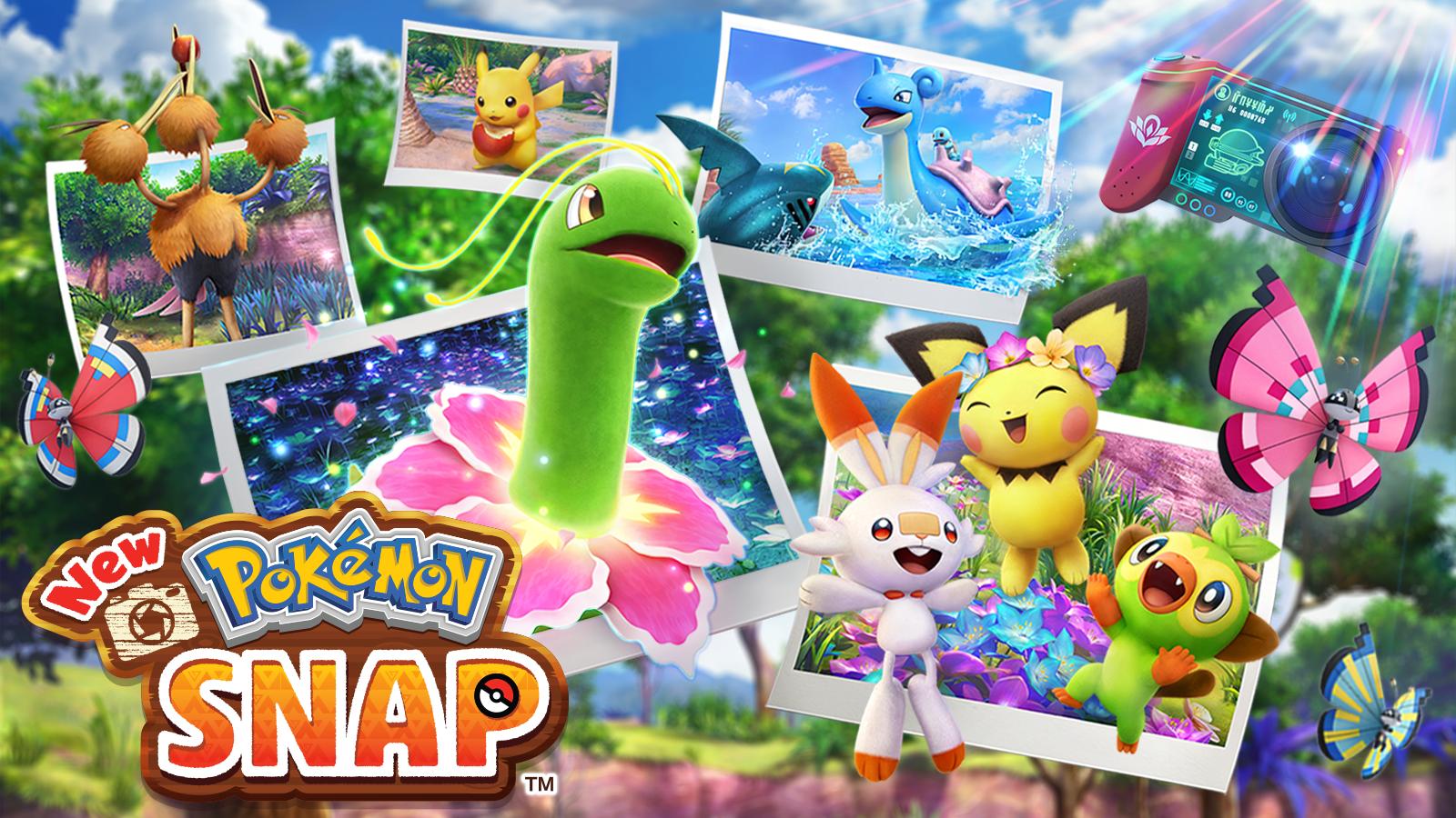New Pokémon Snap featured image