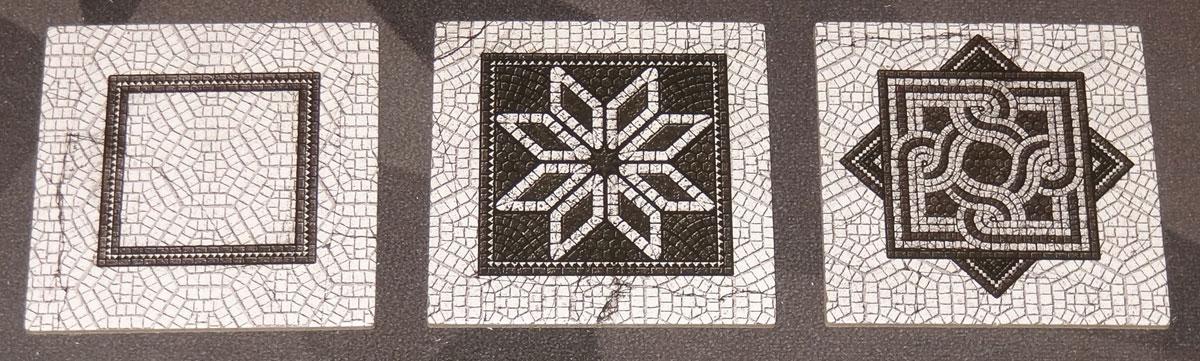 Umbra Via special tiles
