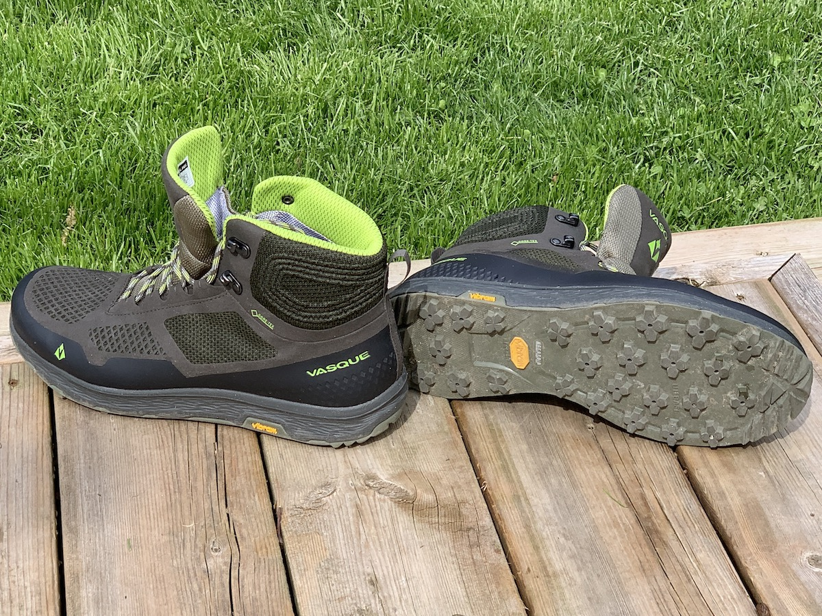Vasque Breeze LT GTX review