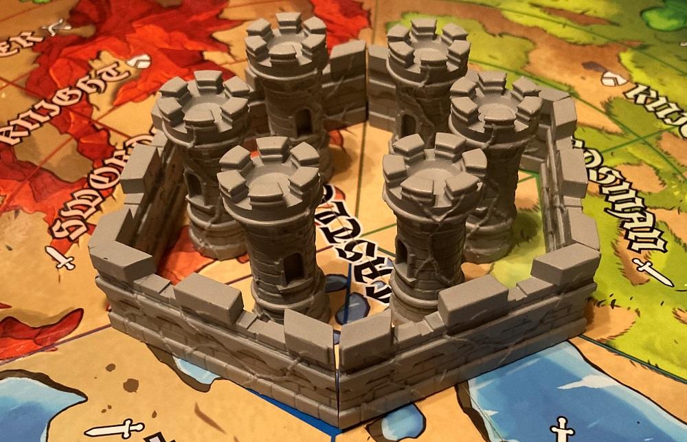 castle minis