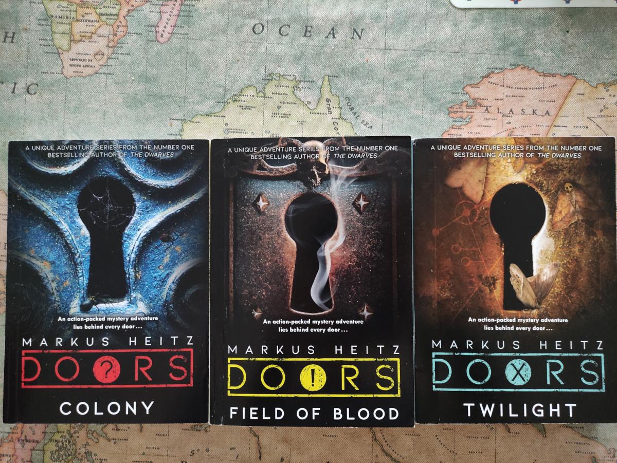 'Doors' by Markus Heitz