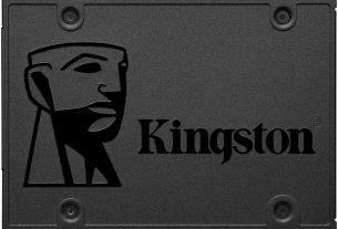 Geek Daily Deals 210502 Kingston SSD