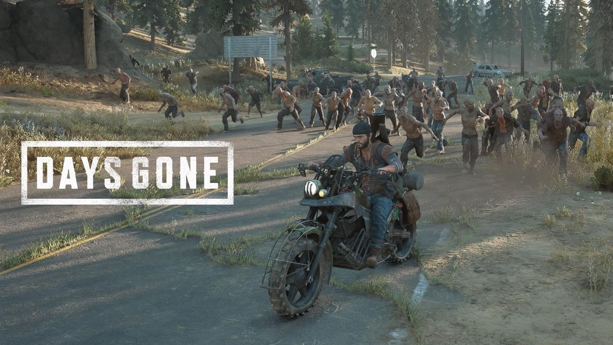 Days Gone: Outrunning a Freaker Horde