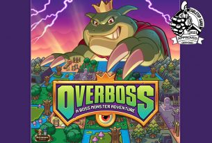 Overboss box cover