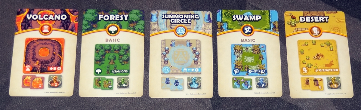 Overboss terrain cards