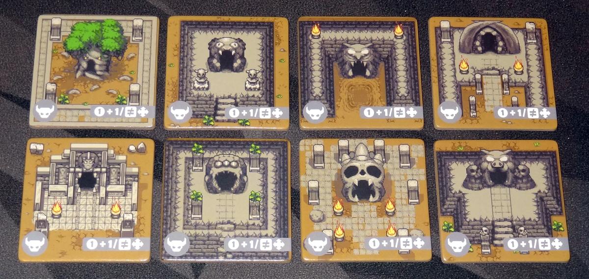 Overboss dungeon tiles