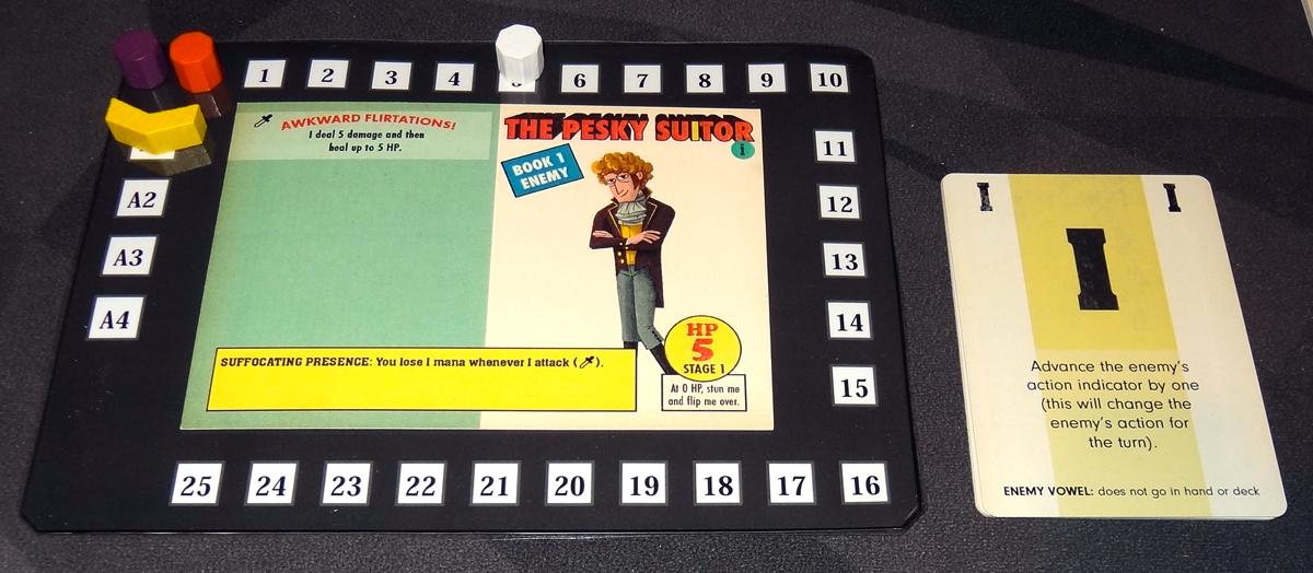 Paperback Adventures Pesky Suitor