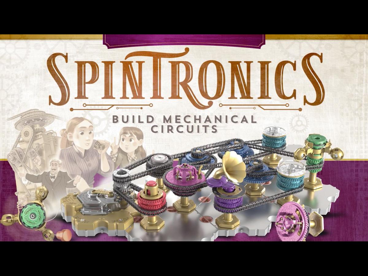 Spintronics banner image