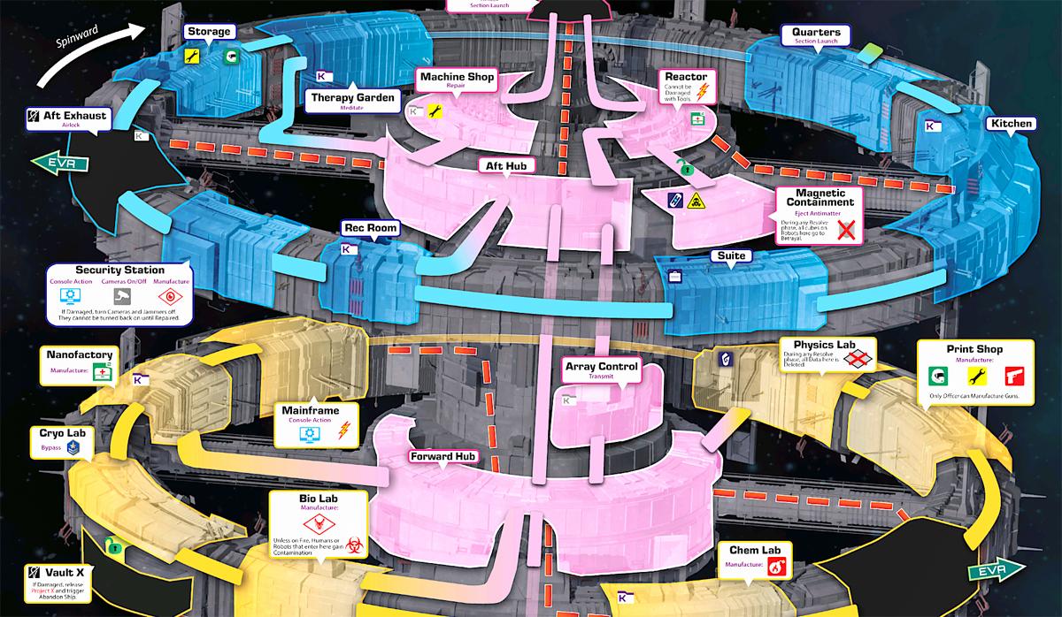 Stationfall map closeup