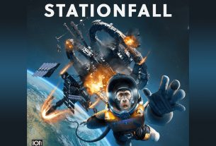 Stationfall box cover