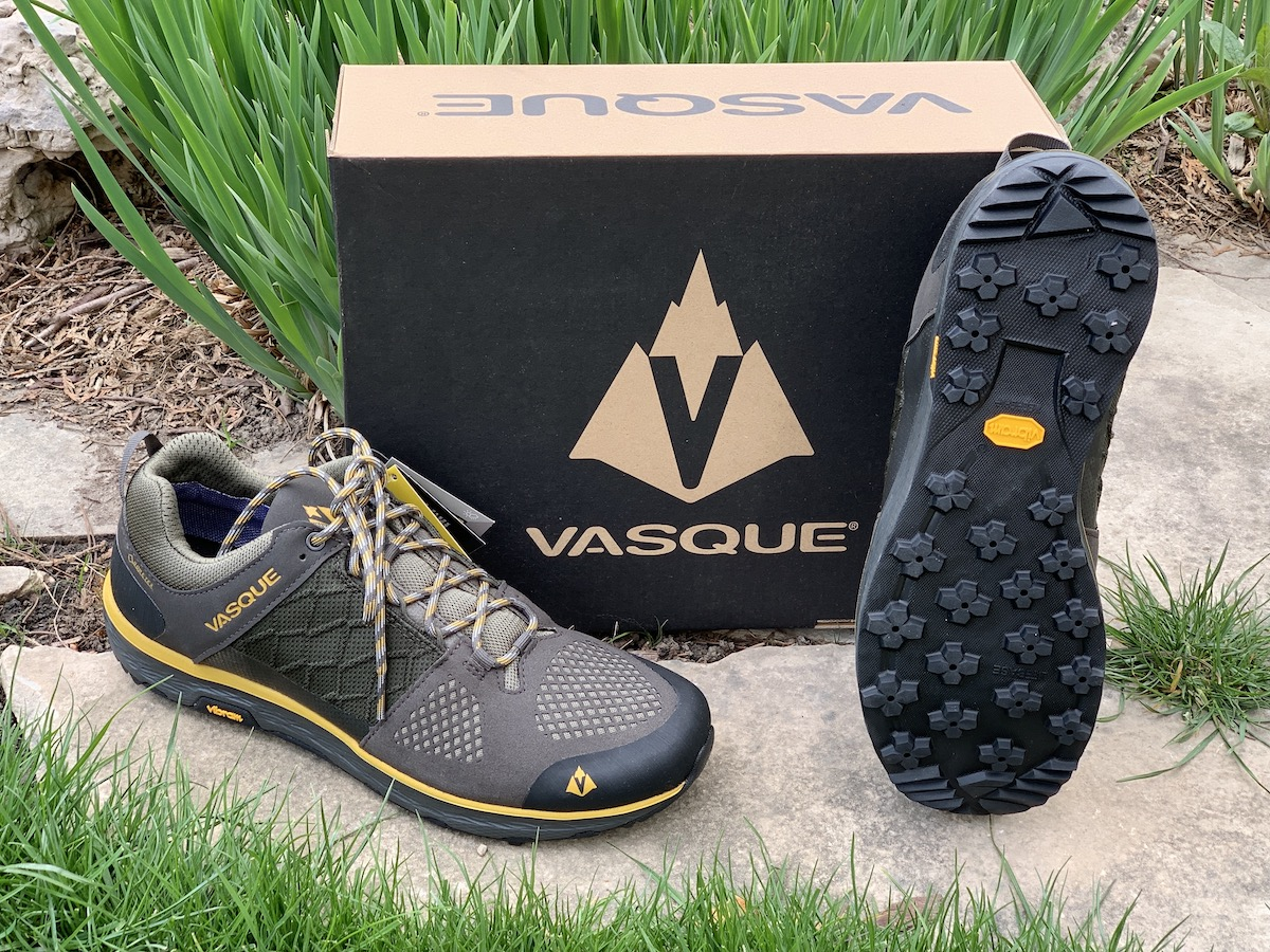 Vasque Breeze LT Low GTX Waterproof Hiking Shoes review