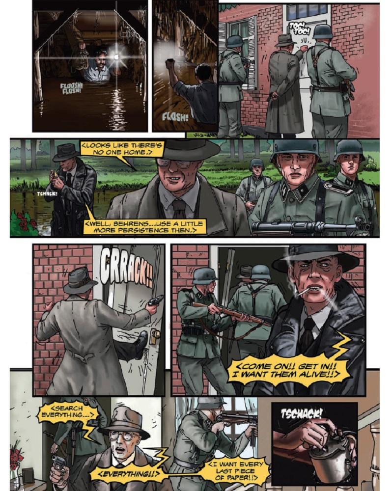 German Gestapo