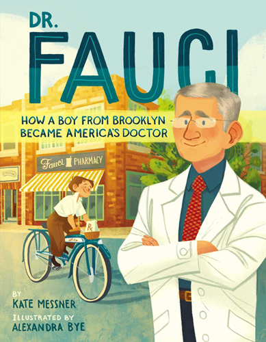Dr. Fauci: How a Boy From Brooklyn Became America's Doctor