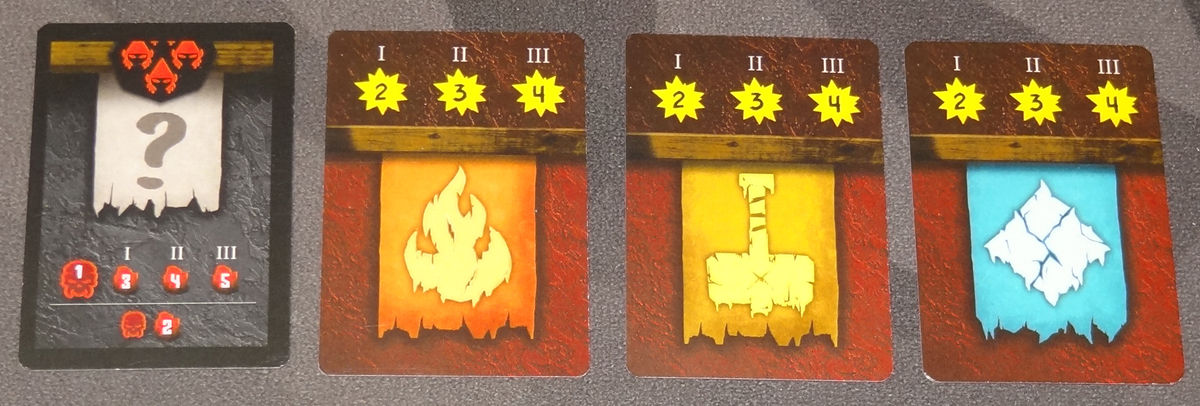 Fall of the Mountain King gate cards