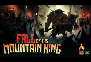 Fall of the Mountain King cover