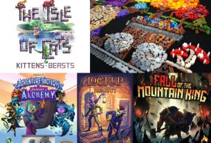 Kickstarter Tabletop Roundup featured image