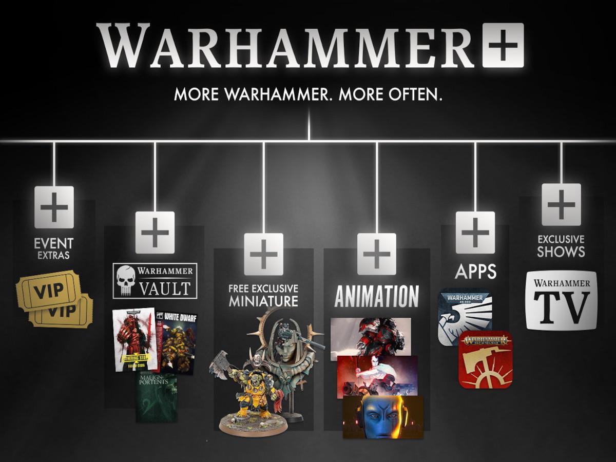 'Warhammer+'