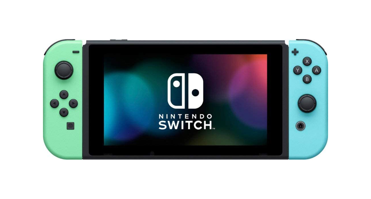 new horizons edition switch console