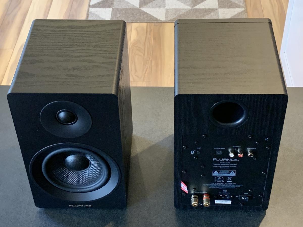 Fluance Ai41 bookshelf speaker review
