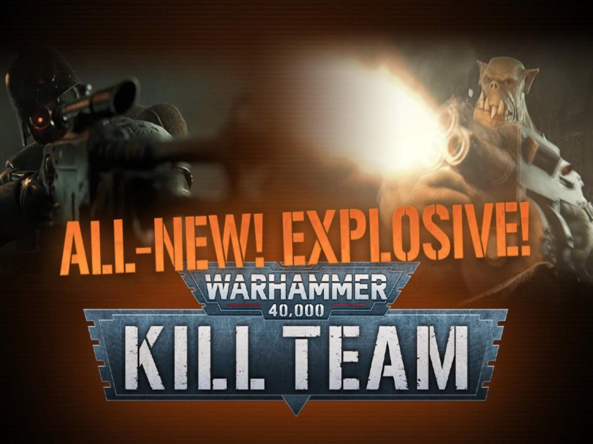 Kill Team Cinematic Trailer