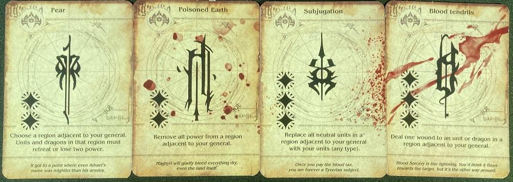 general vaala cards