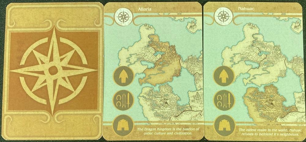 region cards