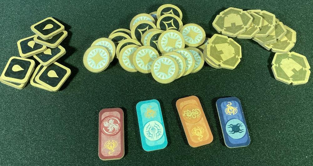 random tokens