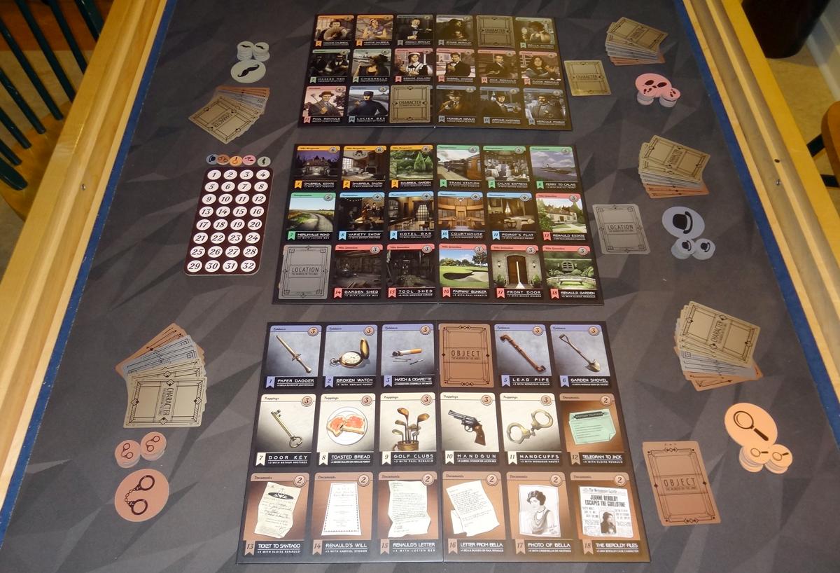 Methodologie 5-player setup