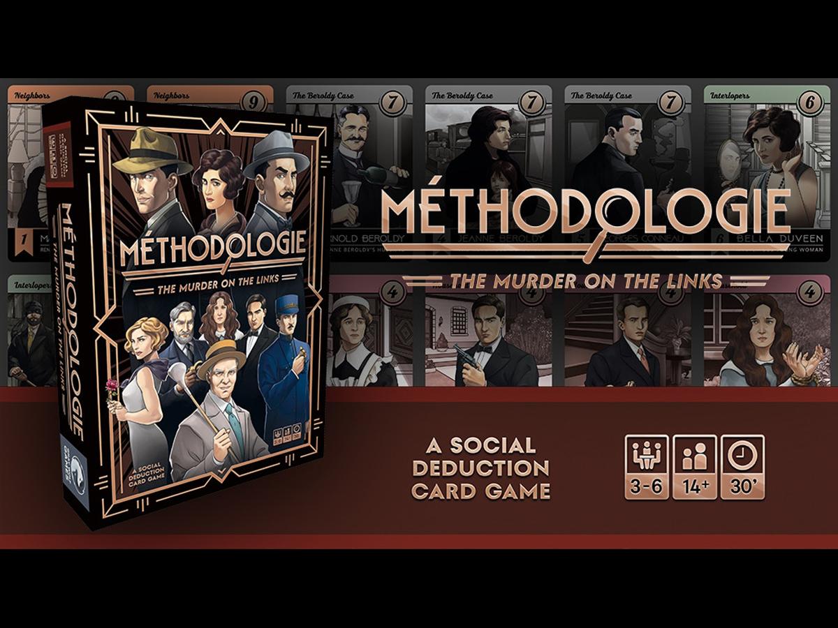 Methodologie: The Murder on the Links