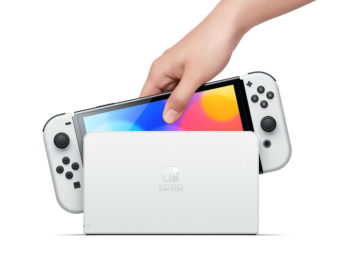 Nintendo Switch OLED model