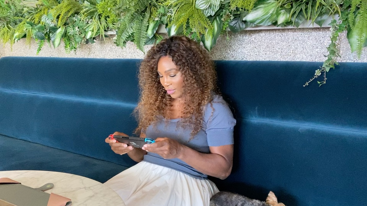 Serena Williams_Nintendo Event_5
