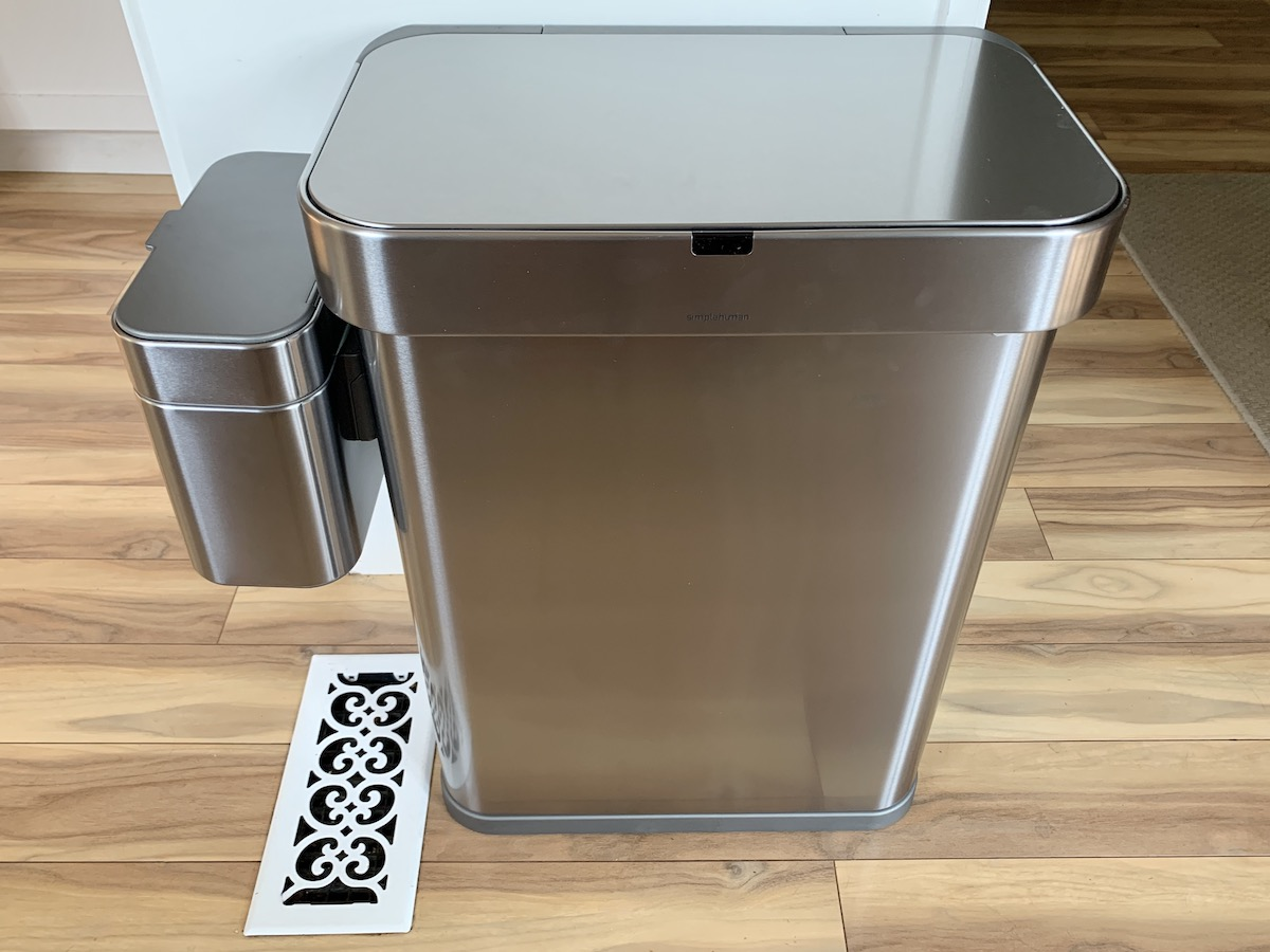 Simplehuman Compost Caddy review