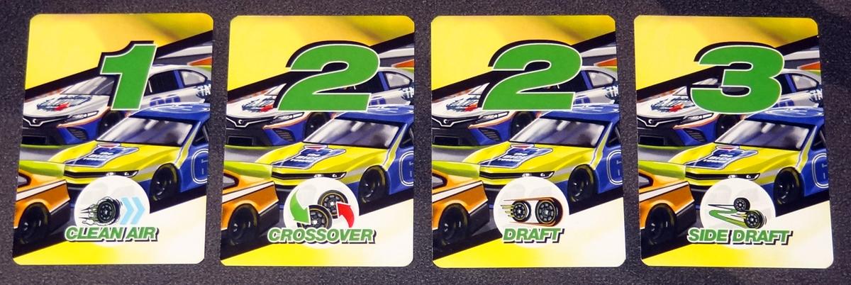 Thunder Rolls Speed cards