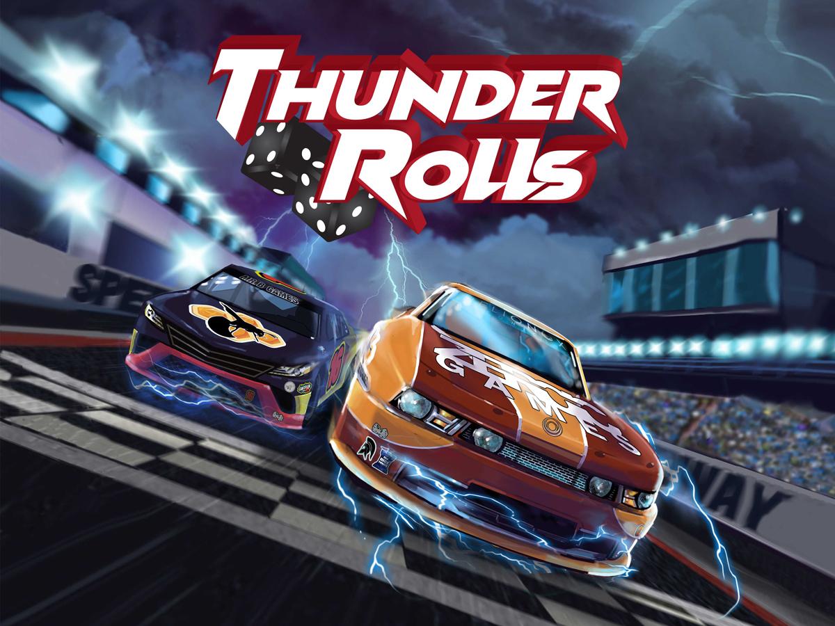Thunder Rolls cover