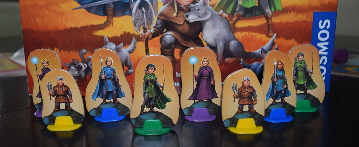 Andor TFFG characters