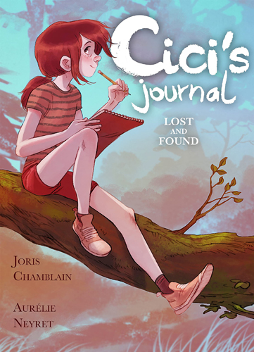 Cici's Journal: Lost and Found