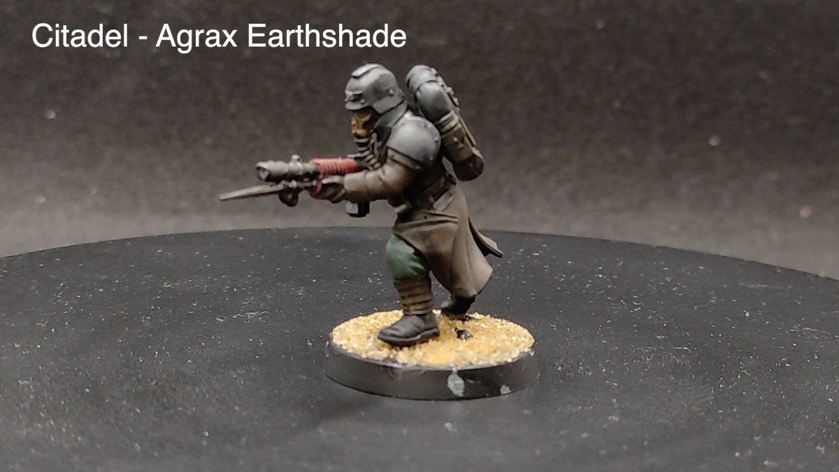 Octarius' - Kreig Guardsman