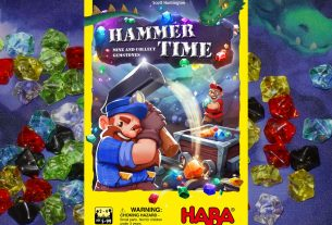 Hammer Time box cover