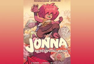 Jonna and the Unpossible Monsters - Volume 1