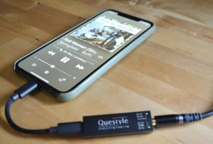 Questyle M12 review