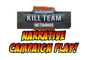 Kill Team Ocatrius Narrative